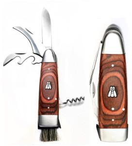 couteau champignon laguiole